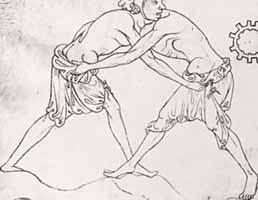 Bauhüttenbuch des Villard de Honnecourtum 1230