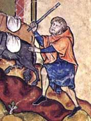 Maciejowski-Bibel um 1250
