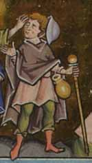 Mainzer Evangeliar um 1250