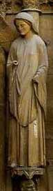 Kathedrale von Reims um 1275