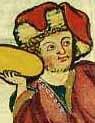 Codex Manesse 13. Jhd. - Der Burggraf von Lienz