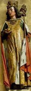 Surcot Otto im Meißner Dom/Naumburger Meister/ca. 1260