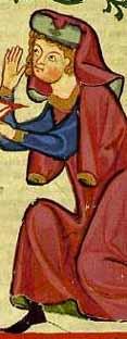 SurcotVon Obernburg Tf.114 Codex Manesse - 13. Jhd.