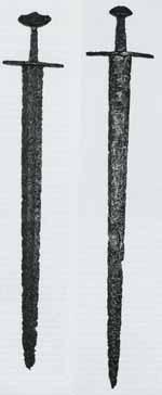 Schwerter 12. und 13. Jhd.