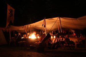 Weesenstein 2017 Nachtlager
