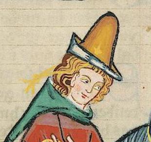 Männer mittelalter kopfbedeckungen Mittelalter Gewandung