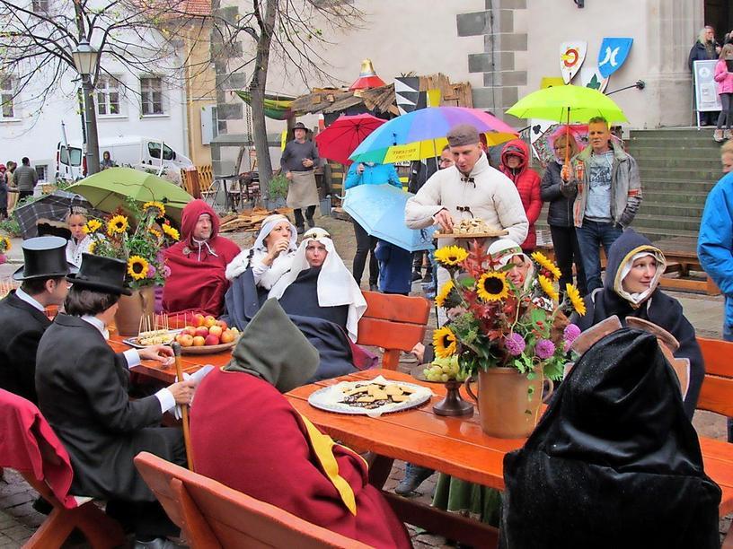 Die Tafelei in Oschatz