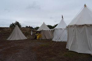 Unser Lager im Schloss Zörbig - Teil 2