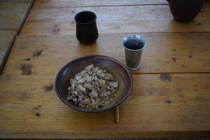 Sarazenen-Huhn - sehr lecker