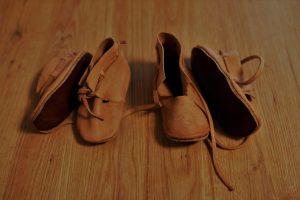 Fertig! Zwei neue paar Schuhe für die neue Saison