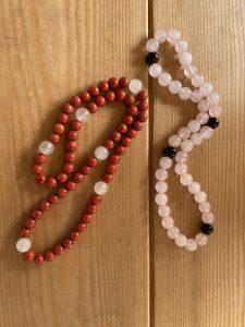 geschlossene Gebetsketten